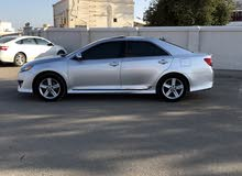 Gasoline Fuel/Power   Toyota Camry 2013