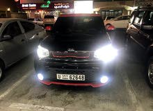 Kia Soul 2017 Black & Red 2.0L