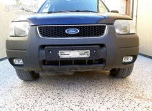 Used condition Ford Escape 2004 with +200,000 km mileage