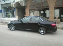 مرسيدس E200 2012 غير مجمركة للبيع