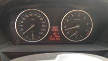 BMW حجم 530i موديل 2008 خليجي للبيع