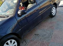 Manual Blue Hyundai 1994 for sale