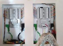 تمديد جميع انواع الكهرباء صيانه تاسيس تركيب ثريات وسبتات باقل الاسعار