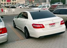Mercedes Benz E55 AMG made in 2010 for sale