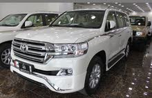 New 2018 Land Cruiser