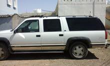 Available for sale! +200,000 km mileage GMC Suburban 1998