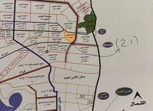 ارض للبيع بجده بذهبان رقم 1279 بمخطط جوهرة العروس ( 1ح )