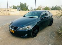 Available for sale! 1 - 9,999 km mileage Lexus IS 2007