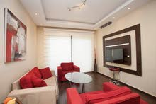 First floor apartment * for daily, weekly and monthly rent * in Abdoun - luxurious