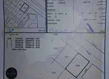 ارض للبيع مدينة النهضة مربع 1/7 بالخدمات ومستوية
