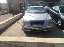 Used Mercedes Benz S350 in Amman