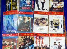 12 DVD Movie اجنبي