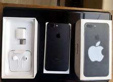 iPhone 7 Plus 128 giga كسر الزيرو