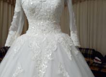 بدلات زفاف تركي للبيع موديلات حديثه