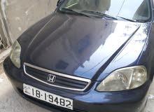 For sale Honda Civic car in Zarqa