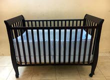 Baby Cot with New Mattress,