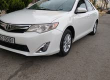 New Toyota Camry 2012