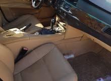BMW530 اللون كحلي 2004