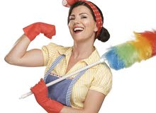 أريد خادمة للبيت