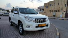 Toyota Prado 2011 For sale - White color