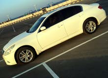 Available for sale!  km mileage Infiniti G37 2013