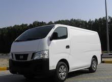 Nissan urvan van 2015