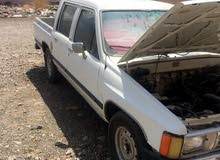 Available for sale! 1 - 9,999 km mileage Toyota Hilux 1985