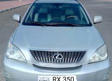 للبيع لكزس Rx350 موديل 2007