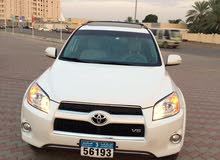 Toyota RAV 4 car is available for sale, the car is in  condition