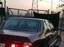 Automatic Maroon BMW 1994 for sale