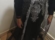 فستان سواريه اسود فى فضى للبيع