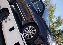 Black Lexus LX 2017 for sale