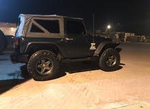 Black Jeep Wrangler 2012 for sale