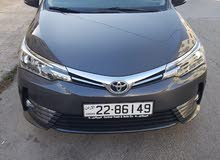 For sale Toyota Corolla car in Amman