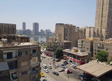 للبيع شقة 110م تري النيل علي ش المنيل الرئيسي بسعر خيالي