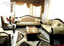 شقه مفروشه 220م  للايجار في الجبيهه للعائلات او للطلاب