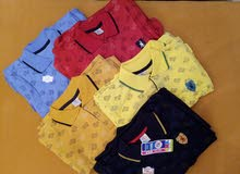 ملابس صيفية أطفال