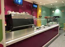 مقهي للبيع في حي الاندلس