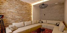 شقة في منطقة 11 يونيو بالدور الثاني بناء حديث للبيع