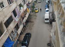 فرصه للشباب شقه 130م خطوات من شارع جميله بوحريد و التدريب المهني استلام فوري