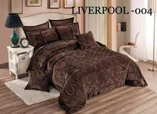 يوجد لدينا كفرات للكنب والكورنر والسجاد والسرير