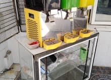 ماكينة عصير تبريد إيطالي