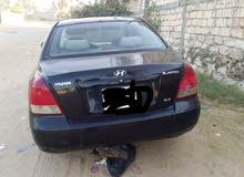 Black Hyundai Elantra 2003 for sale