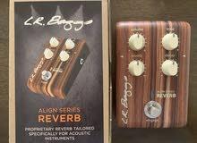 LR Baggs Align Acoustic Reverb Pedal
