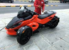 Can Am 2012 with excellent condition