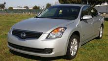 Nissan Altima 2009 For sale - White color