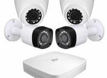 كاميرات مراقبة جودة عالية