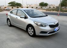 kia cerato 1.6 model 2014 mid option