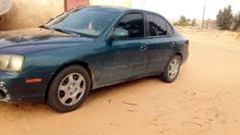 Manual Turquoise Hyundai 2002 for sale