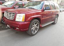 Automatic Maroon Cadillac 2005 for sale